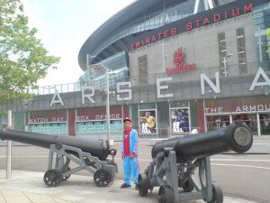 SALIM HASSAINE AT EMIRATE ARSENAL all2-630-300x225